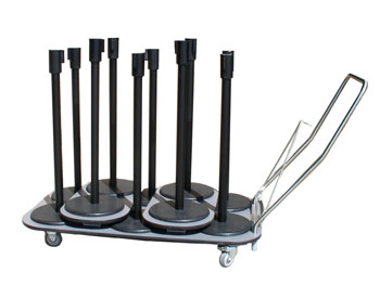 Stanchion Transport Carts