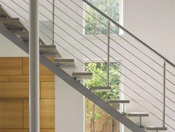 Residential Handrails & Stair Railing