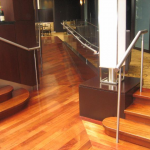 Stainless Steel Fixed Railing