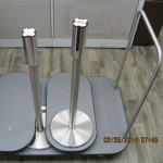 Stanchion Cart Transporter
