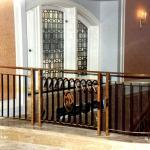 Chateau Laurier Extruded Railing