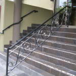 Custom Ornate Handrail