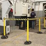 Industrial Safety Stanchion